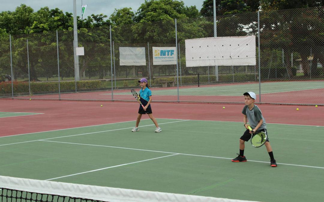 Gardens Tennis Junior Development Series 14th – 16th Oct 2016