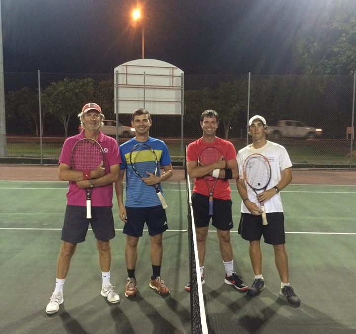 Social Tennis Nights